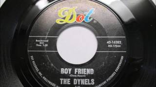 Dynels - Let's Do It Again / Boy Friend - Dot 16382 - 1962 Resimi