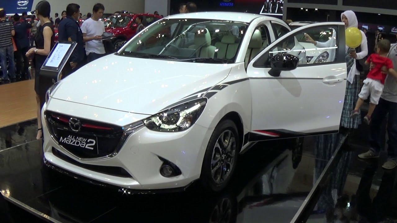Image Gallery 2016 White Mazda 2