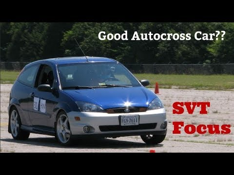 Is a Ford Focus SVT a good Autocross car? & Is a Ford Focus SVT a good Autocross car? - YouTube markmcfarlin.com