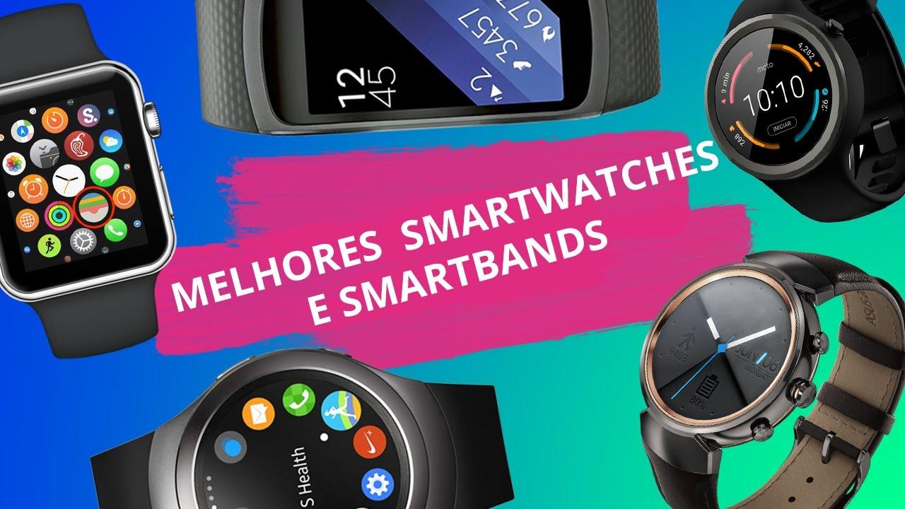 d6791c8ef31 Melhores smartwatches e smartbands de 2016 - YouTube