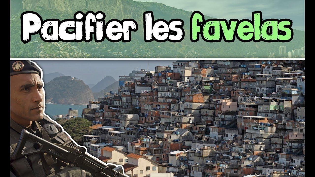 Comment pacifier les favelas ? │ MISTER GEOPOLITIX