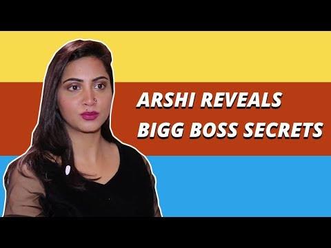 Arshi Khan Reveals Secrets Of Bigg Boss 11 Contestants