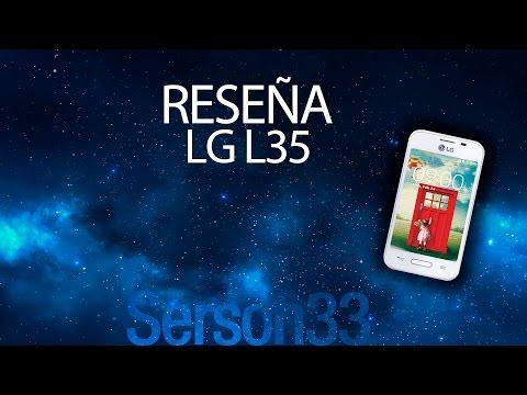Reseña - LG L35