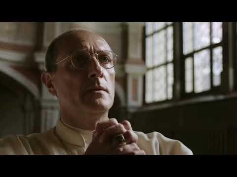 O Papa contra Hitler. Dublado HD