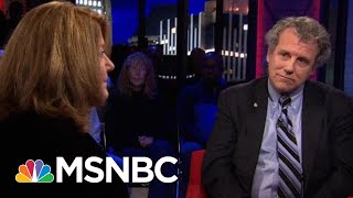 Sen. Sherrod Brown & Connie Schultz On Why They Decided Against A Presidential Run | All In | MSNBC