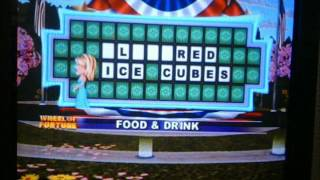 Wheel of Fortune Nintendo Wii Run Game 62