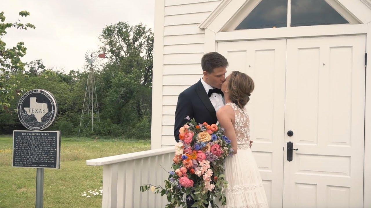 A Flower Filled Spring Wedding In Texas Martha Stewart Weddings