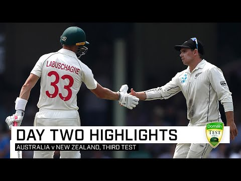 Labuschagne's Double Leaves NZ With A Mountain To Climb | Third Domain Test V New Zealand
