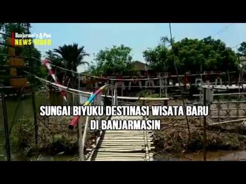 Sungai Biyuku Destinasi Wisata Baru Di Banjarmasin