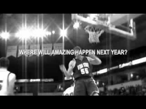 Wilkinson Dunk — Where will amazing happen