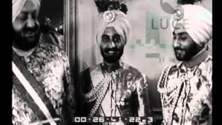 Il Maharajah di Patiala ospite a Roma rende omaggio al Milite ignoto