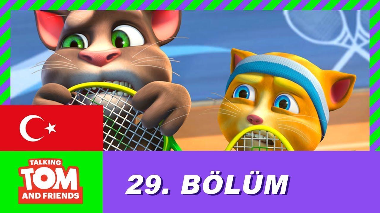 Konuşan Tom ve Arkadaşları - Tenisçi Çocuk (29. Bölüm)