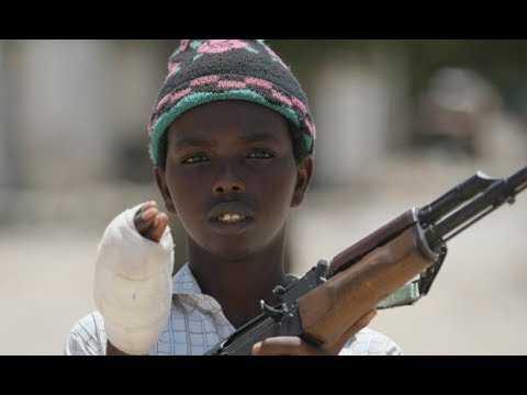 Al Shabaab in Somalia - Child Soldiers & History