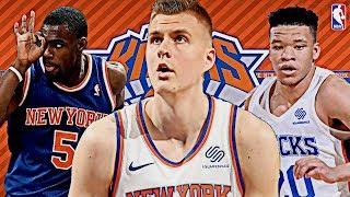 NEW YORK KNICKS REBUILD! ROAD TO CHAMPIONSHIP! NBA 2K19 MY LEAGUE
