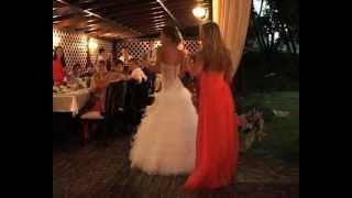 11.08.12 Танец невесты и свидетельницы