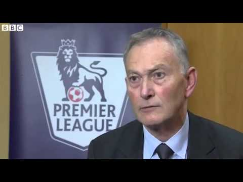 Scudamore Surprised At Size Of TV Deal (11 02 2015)