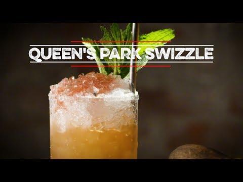 How to Drink: Queen's Park Swizzle