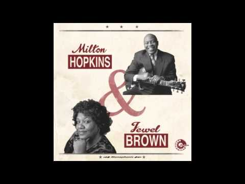 Milton Hopkins & Jewel Brown - Jerry