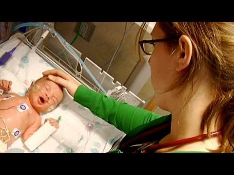 Transposition of the Great Arteries (TGA): Stabilizing Your Baby After Delivery (3 of 5)