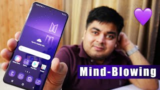 "This Samsung Phone is Mind-Blowing | BTS Edition ""KILLER LOOKS"""