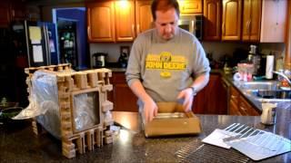 "Hamilton Beach Toaster Oven (6 Slice, 12"" Pizza) Model 31409"