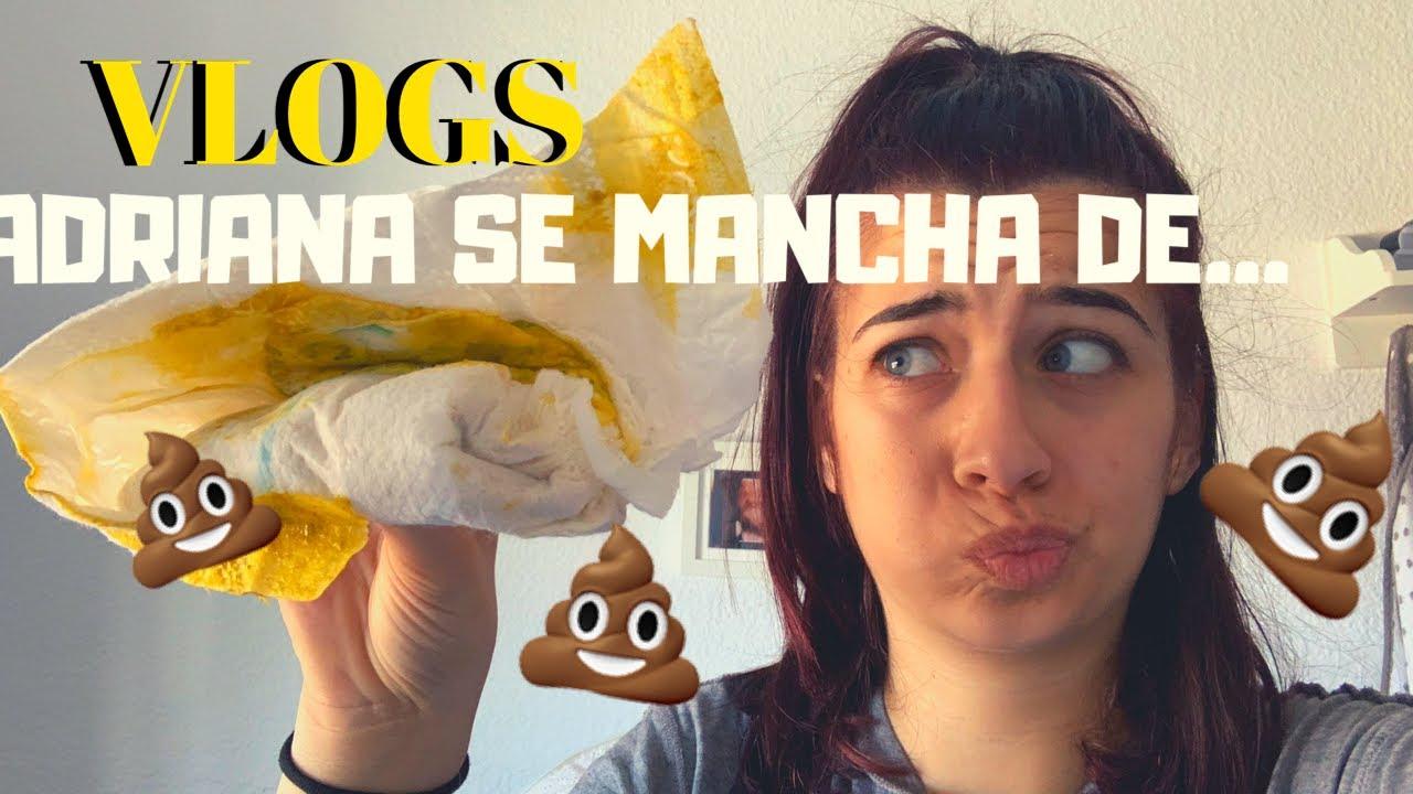 VLOGS ¿Operación? + Nuevo proyecto HFM + Adriana se mancha de caca