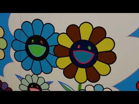 Takashi Murakami HEADS↔HEADS at PERROTIN