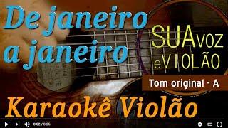Baixar De janeiro a janeiro - Roberta campos - Nando Reis - Karaokê com violão