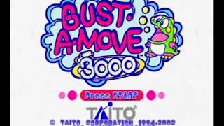 Bust-A-Move 3000 (Gamecube) - VS CPU - Miss T By Shawne Vinson
