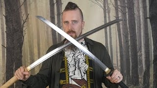 Review: Ko katana and Elite bare blade from Ronin Katana