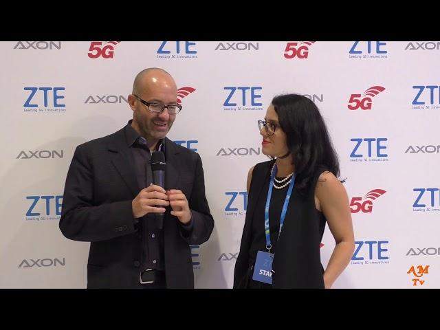 ZTE: alla prova dei fatti con la prossima generazione 5G