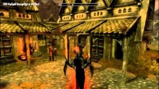 Skyrim Dawnguard: Sonne verdunkeln und Vampirfürst Massaker!