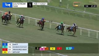Vidéo de la course PMU MAIDEN CLAIMING 1000M