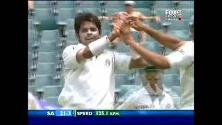 Sreesanth at his best!  I  Match figures of 8-99  I  South Africa vs India, 1st Test at Johannesburg