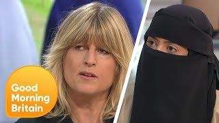 Rachel Johnson Says Her Brother's Burka Comments Didn't Go Far Enough | Good Morning Britain