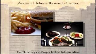 Jeff Benner's Presentation - 2008 Kingdom Conference - Part 1