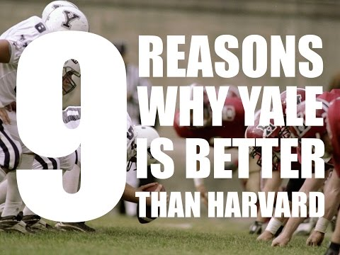 9 Reasons Why Yale Is Better Than Harvard