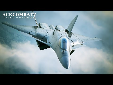 Ace Combat 7: Skies Unknown - 25th Anniversary DLC - PS4/XB1/PC