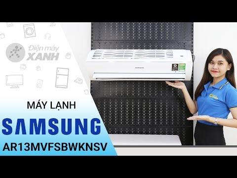 Đánh giá máy lạnh Samsung AR13MVFSBWKNSV   Điện máy XANH