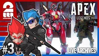 #3【FPS】弟者,兄者,鉄塔の「Apex Legends シーズン1」【2B…