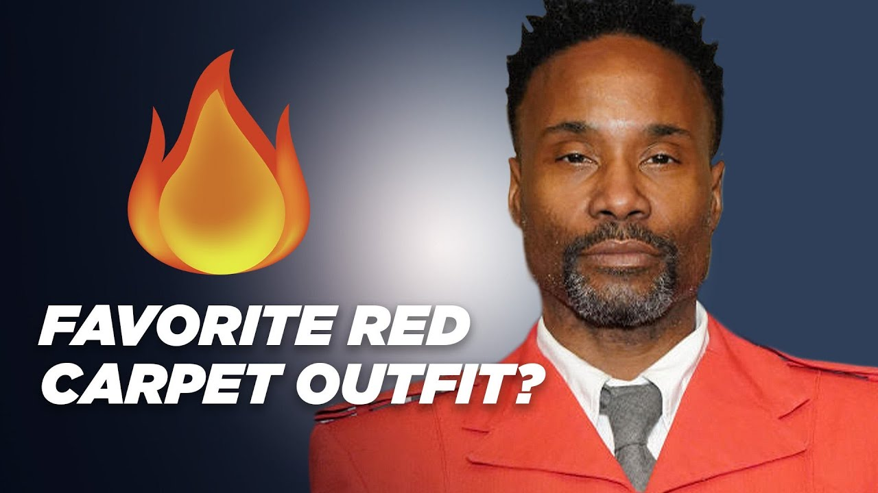 Billy Porter Answers Your Burning Questions