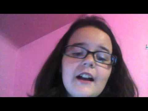 sara sings do u wanna build a snowman from frozen