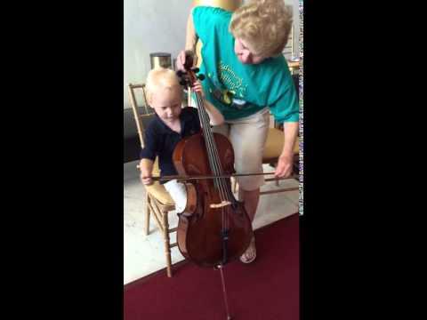 Cello at Kennedy Center