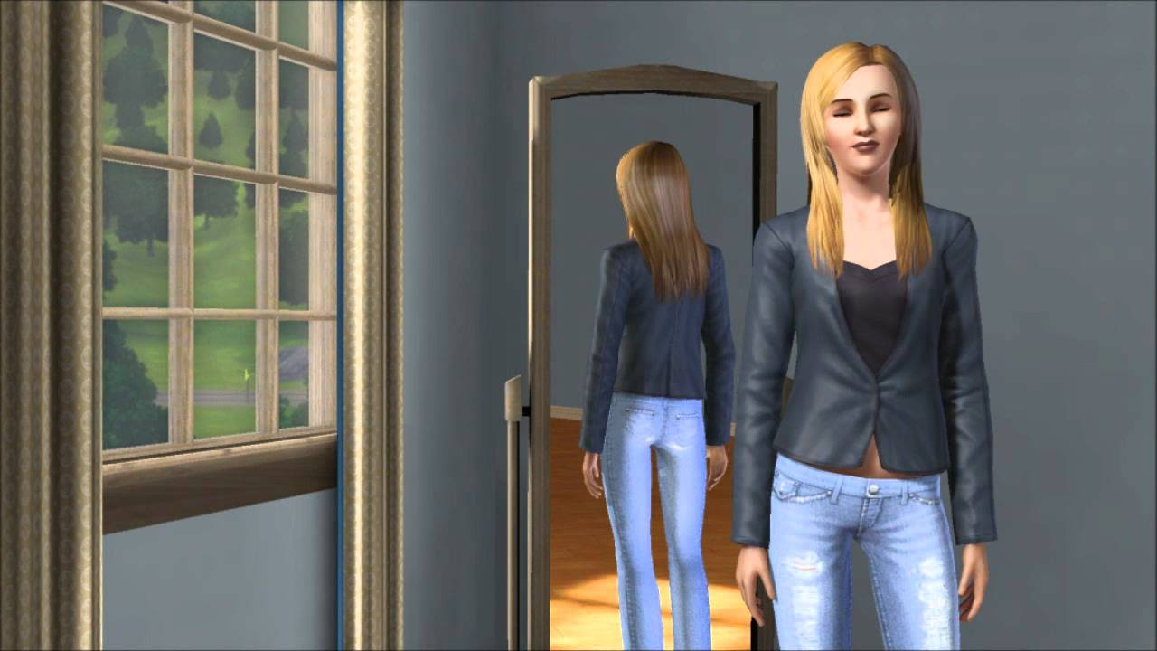 Sims 3 Showtime Clothing Hairstyles Kleidung Frisuren Youtube