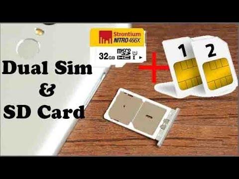 nano sim micro sd card