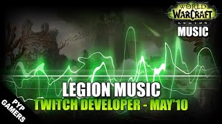 [#WoW] Legion soundtrack new theme | World of Warcraft: Legion
