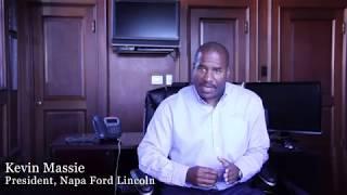 CrossCheck Endorsement – President Kevin Massie, Napa Ford Lincoln