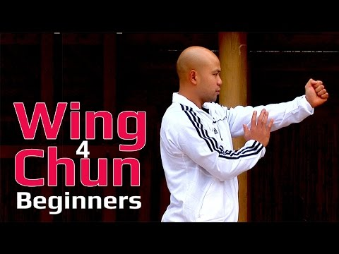 Wing Chun for beginners lesson 11: basic hand exercise/ static triple punch