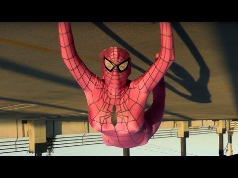 Amazing Spiderman Song! EN ESPAÑOL (Parodia de Karmin Broken Hearted)