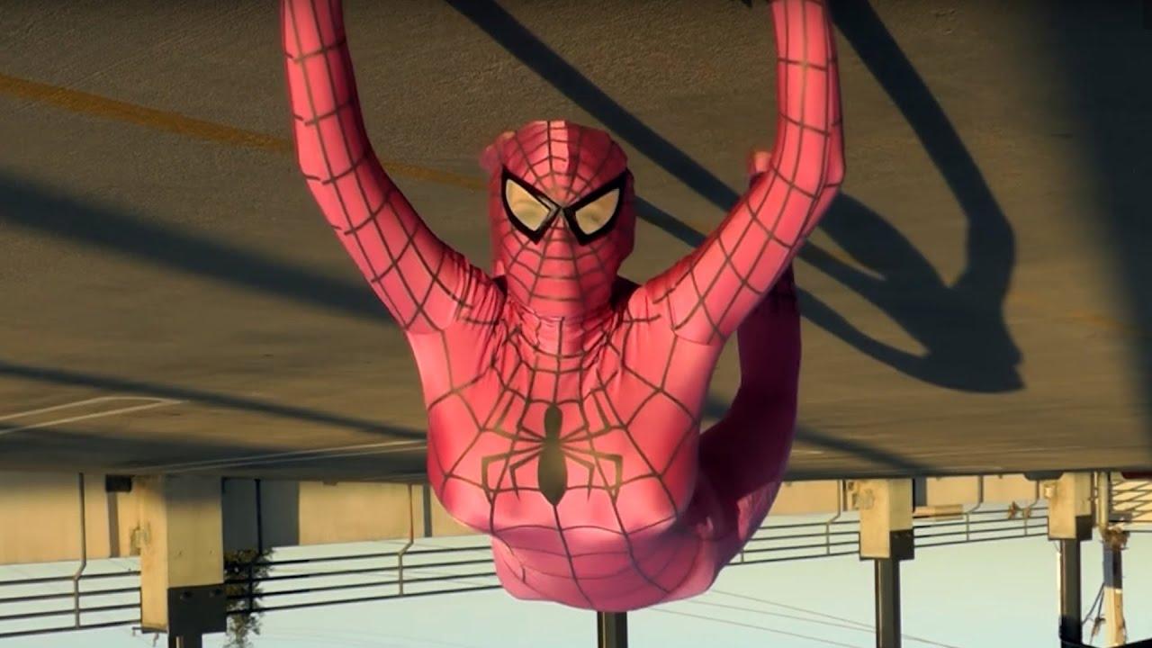 Amazing Spiderman Song EN ESPAOL Parodia de Karmin Broken